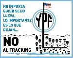 Texto repartido en la movilizaci�n nacional simult�nea en contra de Chevron -YPF