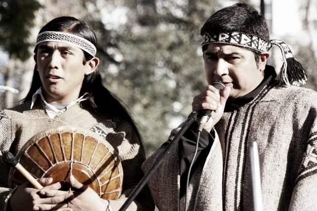 """Comunidad mapuche: """"..."""
