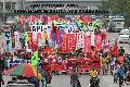 Filipino workers challenge to Aquino�s SONA: Address inequality
