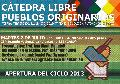 C�tedra Pueblos Originarios en el Joaqu�n V. Gonz�lez: 2do Encuentro