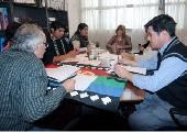 Firman acuerdo entre gobierno y comunidad mapuche