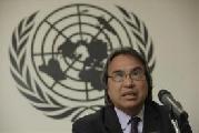 El relator especial de la ONU para los pueblos ind�genas inicia una visita a Panam�