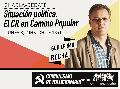 Charla-Debate con Guillermo Rocha del CR en Camino Popular