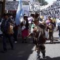 La comunidad aborigen de Tastil denuncia discriminaci�n del IPPIS