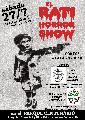 S�bado 27/7: El Rati Horror Show en Parque Centenario