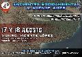 Buenos Aires: Cuarto Encuentro Socioambiental de Buenos Aires