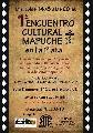 Mi�rcoles 14 - Primer encuentro Mapuche en La Plata