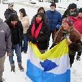 Exigen cumplir demandas por las que Facundo Jones Huala inici� una huelga de hambre