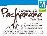 Celebraci�n de la Pachamama en Moreno