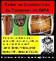 Taller de construcci�n de tambores en IMPA
