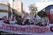 4 a�os de impunidad: Masiva movilizaci�n para exigir justicia por Chocobar en Tucum�n