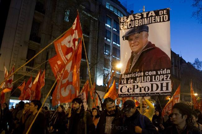 Foto: Enfoque Rojo...