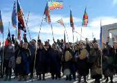 Neuqu�n: Comunidad mapuche expulsa al fracking de su territorio