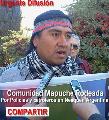 Urgente: fuerzas policiales y petroleros rodean a comunidad mapuche en Neuqu�n