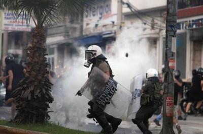 Gobierno griego prom...
