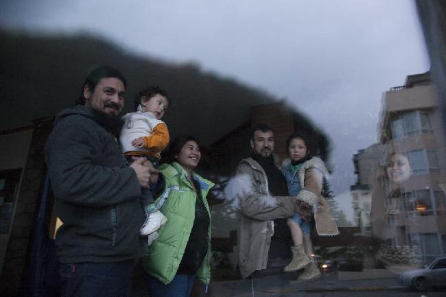 Bariloche: Liberaron...