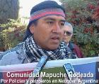 Neuqu�n: repudian el acoso petrolero y policial que padece una comunidad mapuche