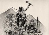 11/9/1541: Resistencia Mapuche al conquistador espa�ol comenz� con Michimalonko