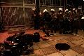 Protestas en Grecia por el asesinato del m�sico antifascista Pavlos Fyssas