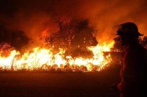 Córdoba en llamas...