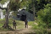 Campesinos resisten a la militarizaci�n de Paraguay