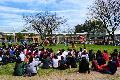 Exitoso 4� Encuentro de sikuris de escuelas secundarias