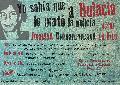 Jornada Antirrepresiva: Yo sab�a que a Bulacio lo mat� la polic�a