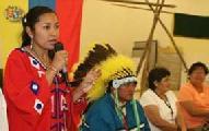 Pueblos originarios debaten sobre el Mercosur Ind�gena en Venezuela