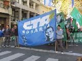 Jornada Nacional de Lucha: El 20 Rosario se moviliza
