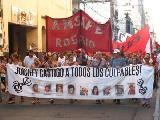 �A 12 a�os de la rebeli�n, los trabajadores y el pueblo seguimos en la calle�