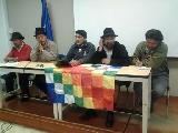 Ecuador: Cumbre de justicia ind�gena desconoce �fiscal�as ind�genas� creadas por el Estado
