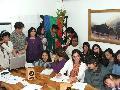 Estudiantes de mapuche finalizaron ciclo lectivo