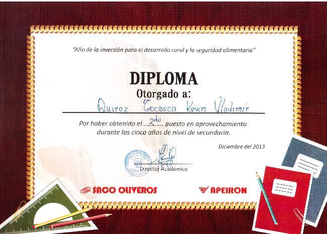 PARAMONGA-PERU: KEVI...