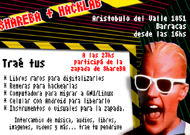 **ShareBA + HackLab*...
