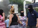 """Ante las """"huelgas"""" policiales. Pronunciamiento del PTS en el Frente de Izquierda"""