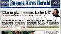 De la mano de Buenos Aires Herald, reaparece Sabbatella al avalar el plan del Grupo Clar�n