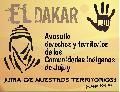 Ante el Dakar, violenta represi�n de la polic�a a ind�genas juje�os