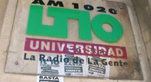 Estado de alerta en radio y web de la UNL