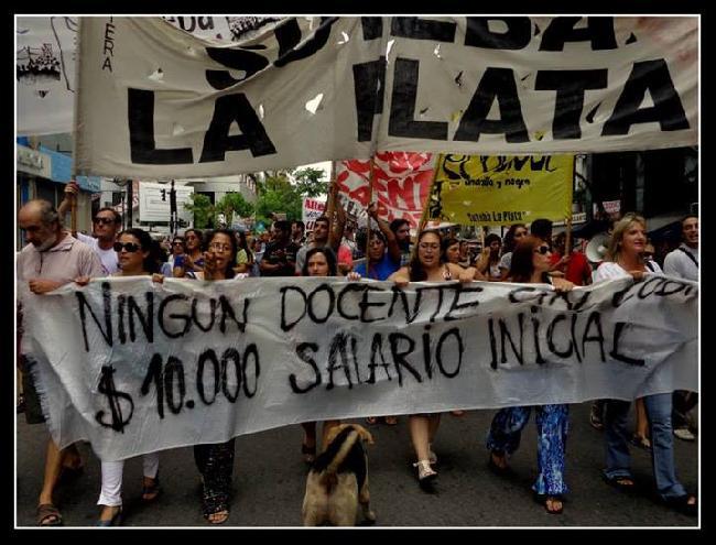 La Plata | masiva mo...