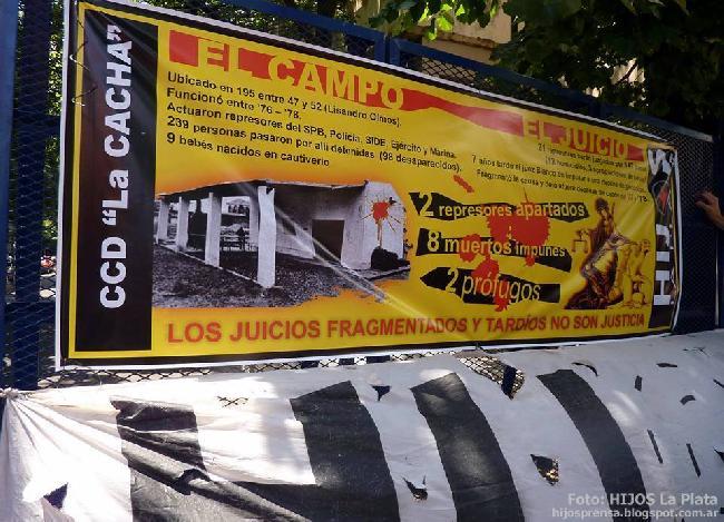 La Plata | Continúa ...