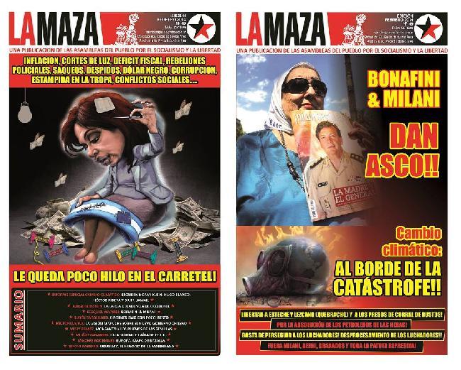 Revista La Maza N°49...