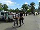 Represi�n a docentes en Santiago del Estero