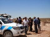Usurpaci�n e intento de asesinato a campesinos de Lavalle - Mendoza