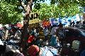 Movilizaciones por la libertad de los detenidos en Pampa del Indio