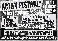 Mendoza | Acto y festival por los petroleros de Las Heras