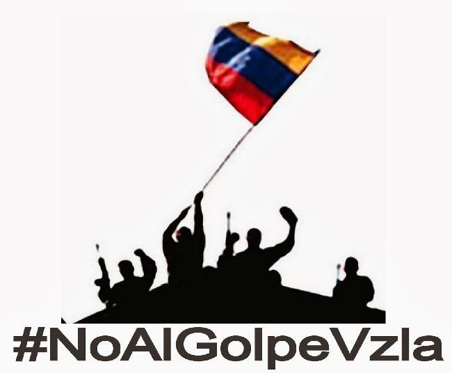 No al golpe fascista...