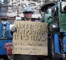 Jornada por la absoluci�n de los trabajadores petroleros