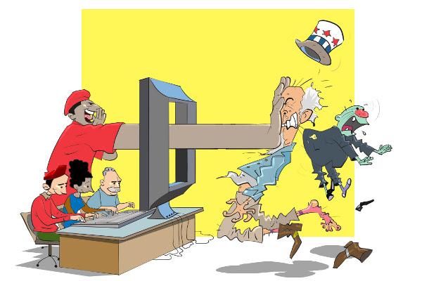 Venezuela: Medios co...