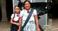 Ni�a ind�gena, Natalia Lizeth L�pez L�pez, sacude las redes sociales en emotivo discurso