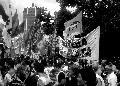 La Plata | Movilizaci�n de estatales, judiciales, docentes y profesionales de la salud